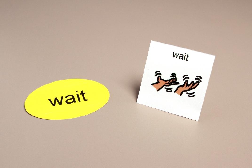 Wait Card Autism Circuit